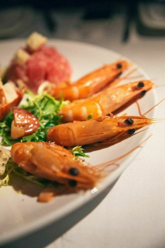Seafood Platter :: $68++