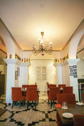 Toots Brasserie @ Sultan Hotel.