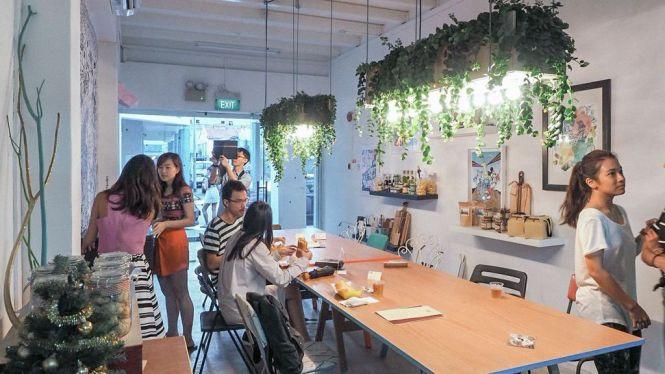 L1 - Dining Area.