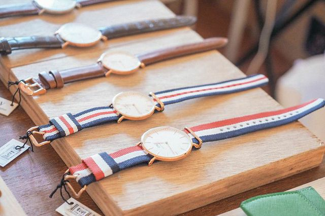 Daniel Wellington Watch.