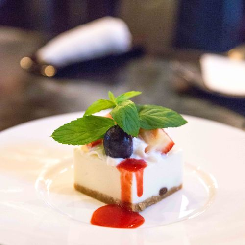 Japanese Shochu Cheese Cake :: $15++
