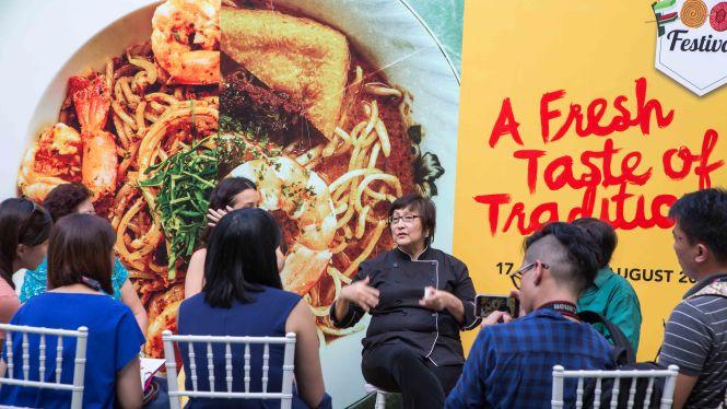 Singapore Food Festival 2015.