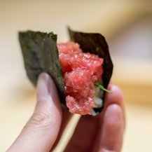 Maguro with Seaweed