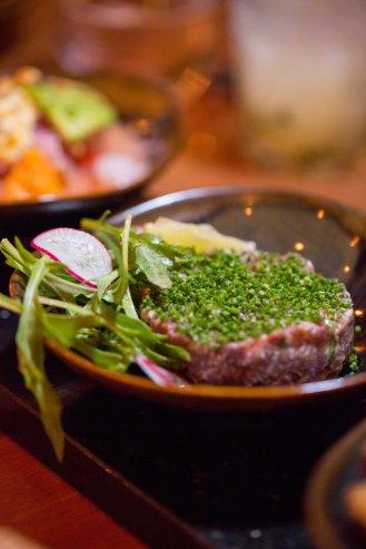 Kinou Signature Beef Tartare :: $24++