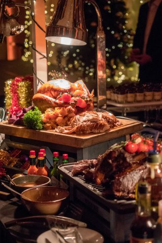 [Crowne Plaza Changi Airport] Har Cheong Roast Turkey (6kg) :: $168