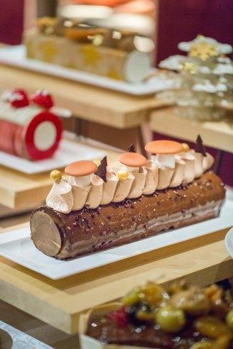 Chocolate Yule Log :: $45 (500g) / $75 (1kg)